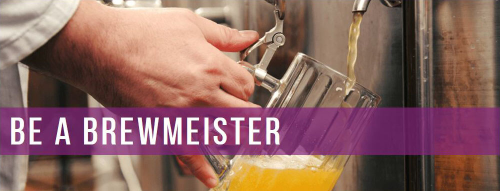 Be a brewmeister at home